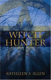 Cover of: Witch Hunter | Kathleen S. Allen