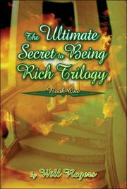 Cover of: The Ultimate Secret to Being Rich Trilogy | Will Rogers