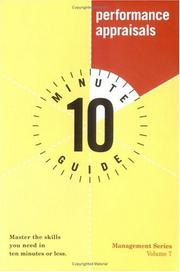 Cover of: 10 minute guide | Dale Furtwengler