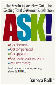 Cover of: Ask! by Barbara Rollin