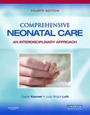 Cover of: Comprehensive Neonatal Care | Carole Kenner