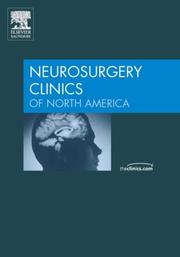 Cover of: Complication Avoidance in Complex Spine Surgery, An Issue of Neurosurgery Clinics | Peter D. Angevine