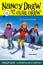 Cover of: Ski School Sneak | Carolyn Keene