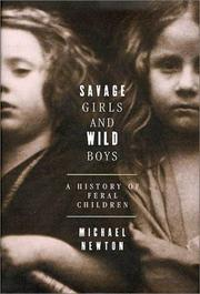 Cover of: Savage girls and wild boys by Newton, Michael