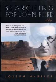 Cover of: Searching for John Ford | Joseph McBride