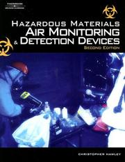 Cover of: Hazardous Materials Air Monitoring And Detection Devices | Christopher David Hawley