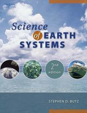 Cover of: Science of Earth Systems | Stephen Butz