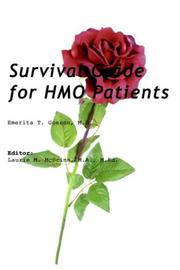 Cover of: Survival Guide For Hmo Patients | Emerita Gueson