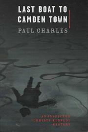 Cover of: Last boat to Camden Town | Paul Charles, Paul Charles