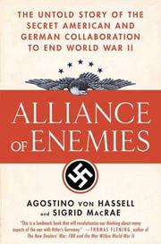 Cover of: Alliance of Enemies | Agostino von Hassell, Agostino Von Hassell