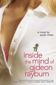 Cover of: Inside the Mind of Gideon Rayburn by Sarah Miller, Sarah Miller