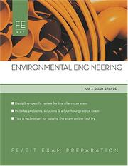 Cover of: Environmental Engineering by Ben Stuart
