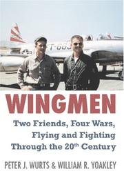 Cover of: Wingmen | Peter J. Wurts