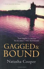 Cover of: Gagged & bound | Natasha Cooper