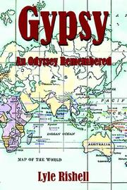 Cover of: Gypsy by Lyle Rishell