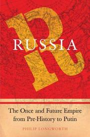 Cover of: Russia | Philip Longworth