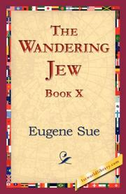 Cover of: The Wandering Jew, Book X | Eugène Sue
