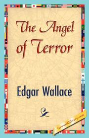 Cover of: The Angel of Terror | Edgar Wallace