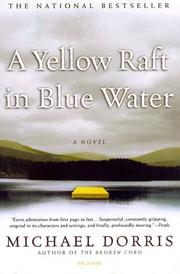 Cover of: A yellow raft in blue water by Michael Dorris
