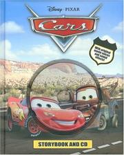 Cover of: Disney*Pixar Cars Storybook and CD by Disney Storybook Artists