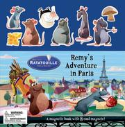 Cover of: Remy's Adventure in Paris (Ratatouille) | Disney Storybook Artists