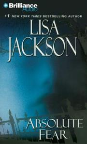 Cover of: Absolute Fear | Lisa Jackson