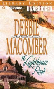 Cover of: 16 Lighthouse Road (Cedar Cove, Book 1) | Debbie Macomber