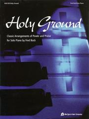 Cover of: Holy Ground | Fred Bock