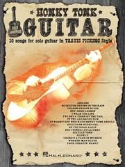Cover of: Honky Tonk Guitar by David Hamburger