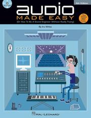 Cover of: Audio Made Easy by Ira White