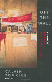 Cover of: Off the wall | Calvin Tomkins