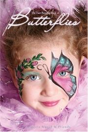 Cover of: The Face Painting Book of Butterflies | Marcela Murad and Friends