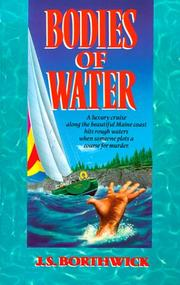 Cover of: Bodies of Water (A Sarah Deane Mystery) | J. S. Borthwick