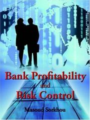 Cover of: Bank Profitability And Risk Control | Masoud Sorkhou