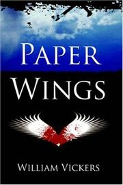 Cover of: Paper Wings | William Vickers