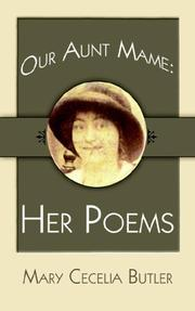 Cover of: Our Aunt Mame | Mary Cecelia Butler