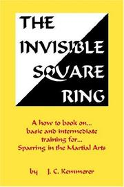 Cover of: The Invisible Square Ring | J. C. Kemmerer
