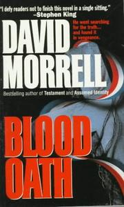Cover of: Blood oath | David Morrell