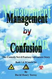 Cover of: Management By Confusion | David Henry Torrey