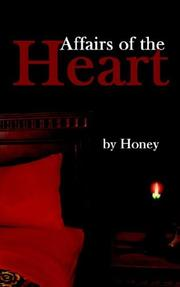Cover of: Affairs of the Heart by Honey