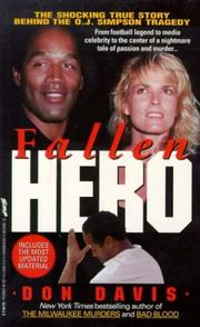 Cover of: Fallen hero by Davis, Don