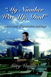 "Cover of: ""My Number Was Up, Dad"" 