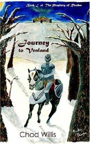 Cover of: Journey to Venland by Chad Willis