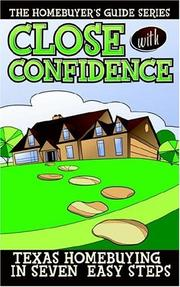 Cover of: CLOSE WITH CONFIDENCE by Carl Pipoly
