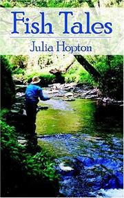 Cover of: Fish Tales by Julia Hopton