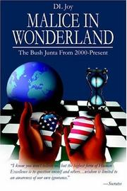 Cover of: Malice in Wonderland by DL Joy