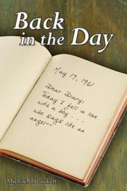 Cover of: Back in the Day by Michael, T. Luckett