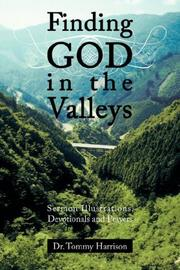 Cover of: Finding God in the Valleys | Dr. Tommy Harrison