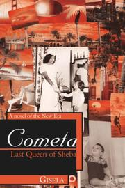 Cover of: Cometa - Last Queen of Sheba | Gisela