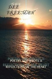 Cover of: POETRY, SHE WROTE II by DEE FREEMAN